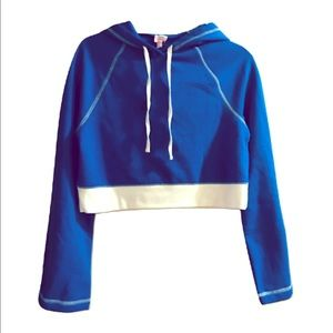 Juicy Couture Sea Breeze Track Hoodie